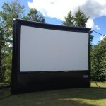 outside screens for hire